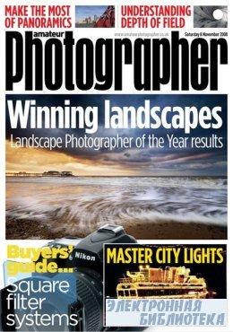 Amateur Photographer  8 ноября 2008