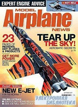 Model Airplane News 2009 No 09