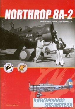 Northrop 8A-2