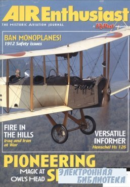 Air Enthusiast (104) March - April 2003