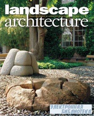 Landscape Architecture №11 2009