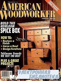 American Woodworker №36 February 1994