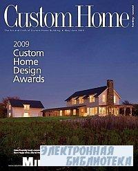Custom Home May-June 2009