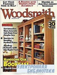 Woodsmith №185 October-November 2009