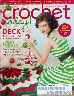 Crochet Today №11-12, 2009