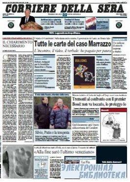Corriere Della Sera  ( 24 10 2009 )
