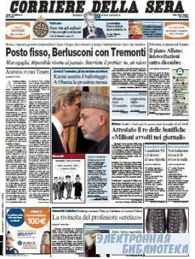 Corriere Della Sera  ( 21 10 2009 )
