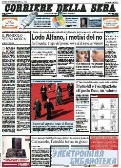 Corriere Della Sera  ( 19,20 10 2009 )