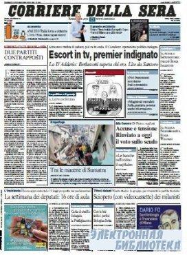 Corriere Della Sera  ( 02 10 2009 )