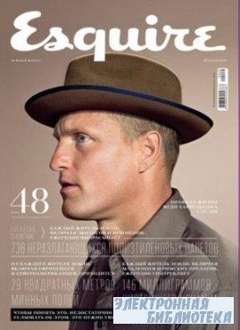 Esquire №10 2009