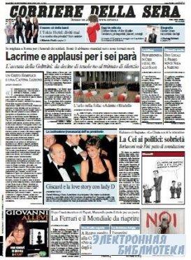 Corriere Della Sera  ( 22 09 2009 )