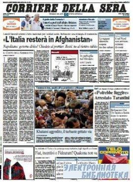 Corriere Della Sera  ( 19 09 2009 )