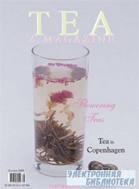 Tea A Magazine лето 2008