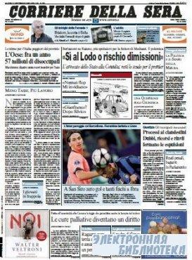 Corriere Della Sera  ( 17 09 2009 )