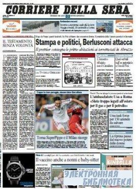 Corriere Della Sera  ( 16 09 2009 )