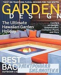 Garden Design November-December 2009