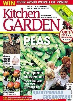 Kitchen Garden - November 2009 (UK)