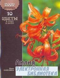 Цветы в саду и дома № 10 2009