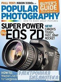 Popular Photography November 2009