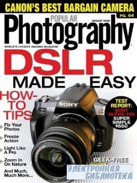 Popular Photography №8 2009