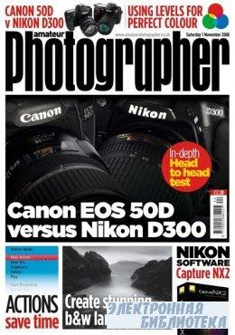 Amateur Photographer  1 ноября 2008