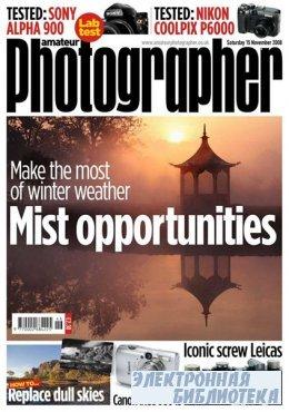 Amateur Photographer  15 ноября 2008