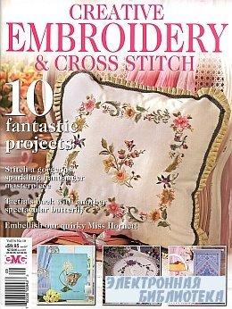 Embroidery & Cross Stitch No.10 2009