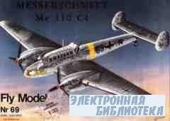 Fly Model 069 1995 - Messerschmitt Bf 110 C4