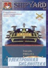 """Shipyard 022 - фрегат """"la Belle Poule"""""""