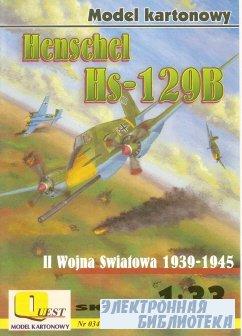 Henschel Hs129B [Quest  034]