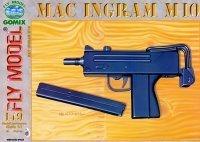 Fly Model №149. Пистолет-пулемет Mac Ingram М10