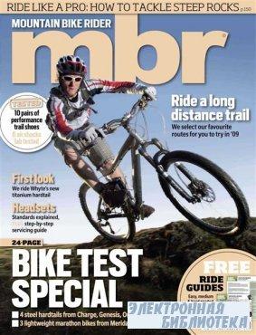 Mountain Bike Rider №4 2009