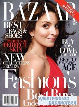 Harper's Bazaar №11 2009