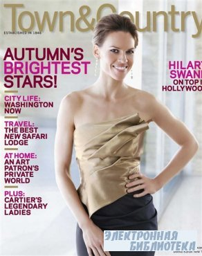 Town & Country ноябрь 2009