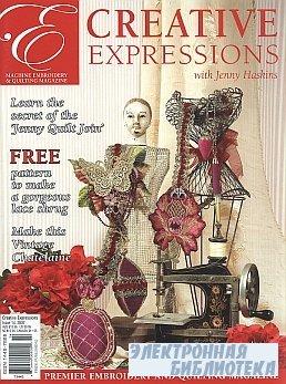 Creative Expressions No.14 2007