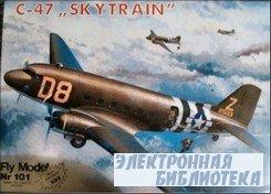 Fly Model 101 - C47