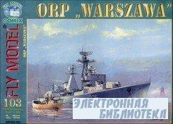 Fly Model 103 - Destroyer ORP Warszawa