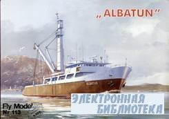 "Fly Model 113 - Ship ""Albatun"""