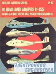 De Havilland Vampire F1-T55