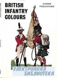 British Infantry Colours