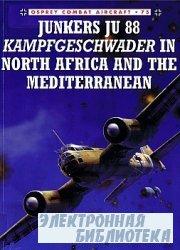 Junkers Ju 88 Kampfgeschwader in North Africa and the Mediterranean