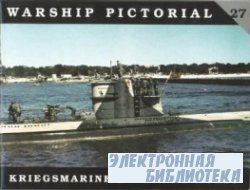 Kriegsmarine Type VII U-Boats (Warship Pictorial No. 27)