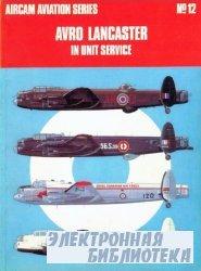 Avro Lancaster in unit service