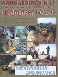 Warmachines No. 17: Jagdpanzer IV/L/70
