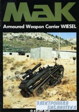 MaK Armoured Weapon Carrier WIESEL