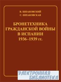 Бронетехника гражданской войны в Испании. 1936–1939 гг.