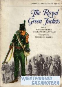 The Royal Green Jackets [Osprey Men-at-Arms 052]