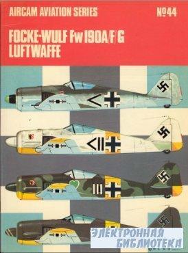Focke-Wulf Fw 190A/F/G Luftwaffe