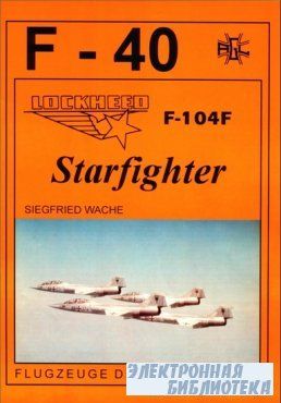 Lockheed F-104F Starfighter