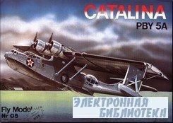 Fly Model 005 - PBY-5a Catalina